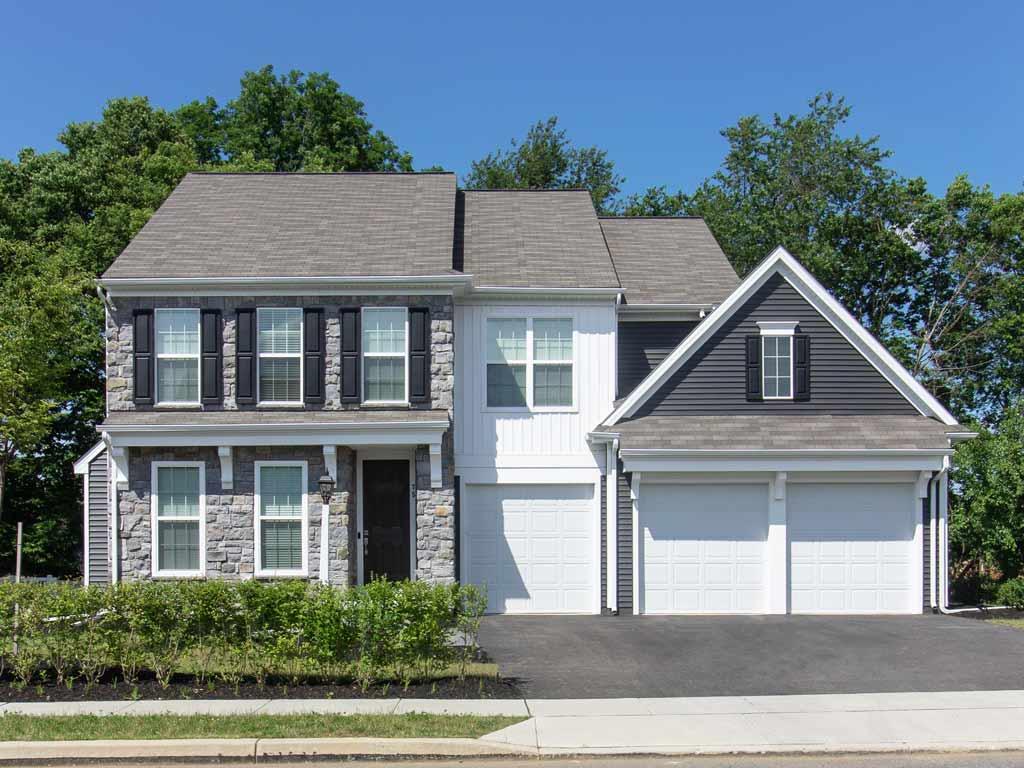 Finished Estate Elevation