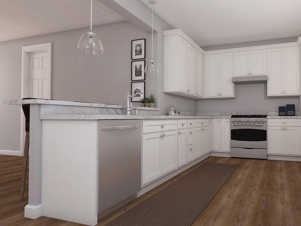 Designer Kitchen