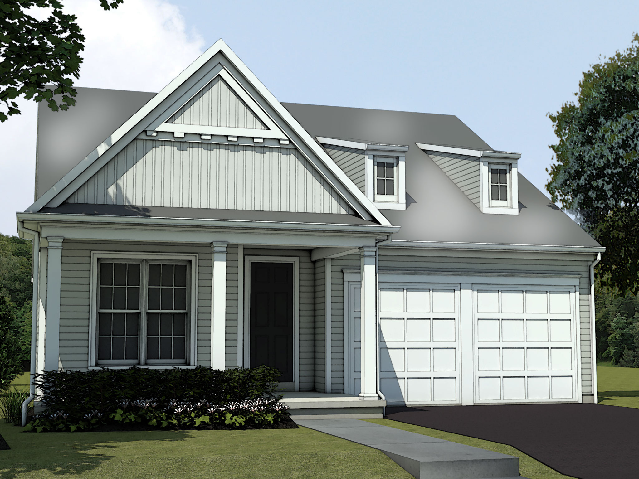 Central pa charter homes for Home builders central pa